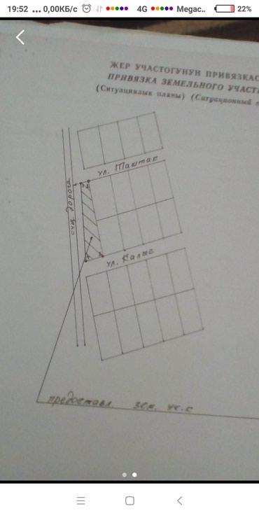 Продается участок в г Чолпон-ате. 10,5 в Чолпон-Ата