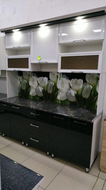 Кухня Турция один погоны метра 15 тыс сом в Бишкек