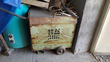 Sovetin svarka aparatı. Şəmir rayonunda yerleşir. Qaynaq aparatı