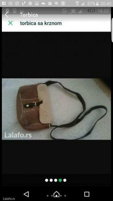 Nova torbica kozna - Pozarevac