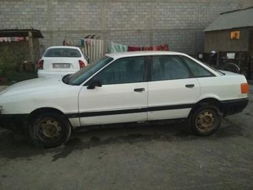 Audi 80 1986 в Бишкек - фото 2
