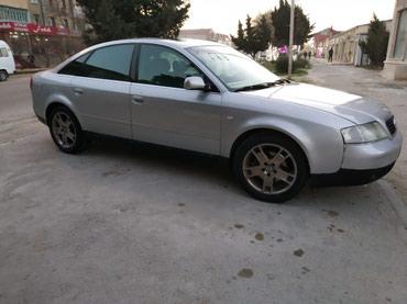 Bakı şəhərində Audi a6 ful versiya