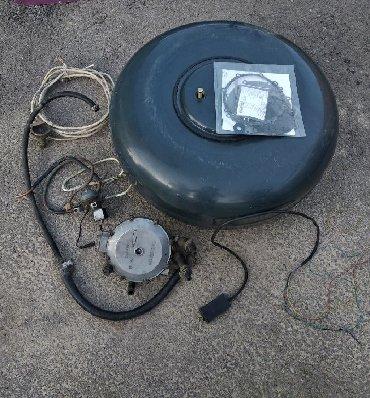 пассивное-сетевое-оборудование-logan в Кыргызстан: ГБО(газ оборудование для авто) в комплекте,ATIKER Турция,48 литр