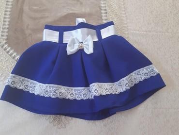 детская вязаная юбка в Азербайджан: Юбка детская.для 2-3 лет