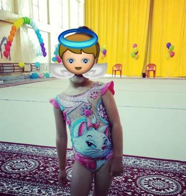 купальники-для-гимнастики в Кыргызстан: Купальник для художественной гимнастики на прокат. возраст 3-6 лет