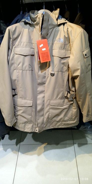 Классическая Куртка норд фейс