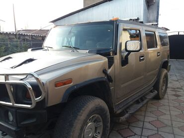 шорты теплые в Кыргызстан: Hummer H2 0.6 л. 2004 | 160000 км