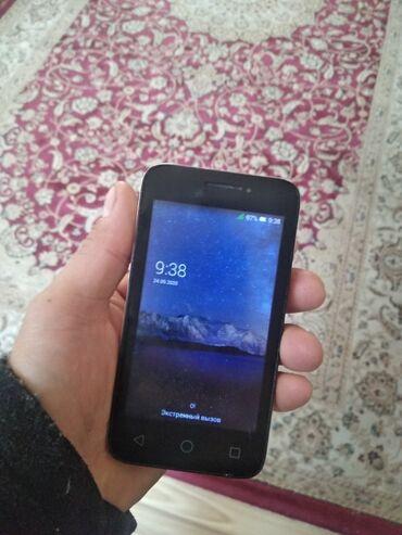 alcatel boom в Кыргызстан: Alcatel в хорошем состояние 1 сим. всё работает батарея средний