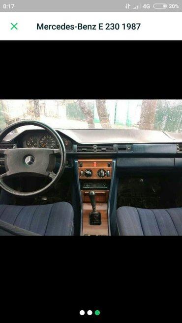 Mercedes-Benz 230 1987 в Беловодское