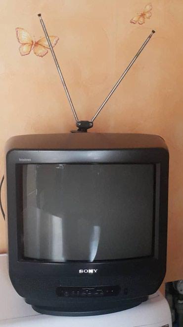 Телевизор SONY. В рабочем состоянии, пульт имеется в Бишкек