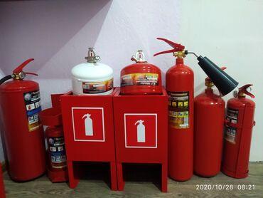 Огнетушители и пожарное оборудование по складским ценам у нас есть все