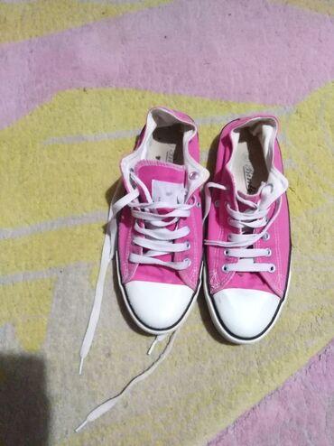 Pink kosuljoca - Srbija: Patike, vel. 38,pink boje, očuvane