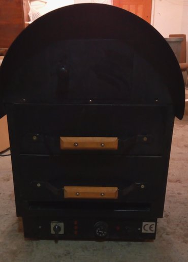 стеллаж шкаф в Азербайджан: Электрическая печь для приготовления кумпира. использовалась 4-5