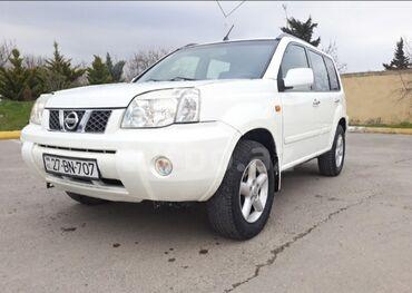 Nissan Azərbaycanda: Nissan X-Trail 2 l. 2001 | 22000 km