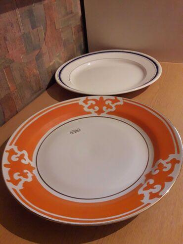 советский раскладной стол в Кыргызстан: Большие блюда для праздничного стола.Размер 36 см Цена по 550 сом за