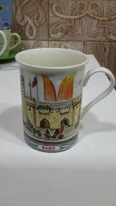- Azərbaycan: Fincan, yenidir, işlənməyib