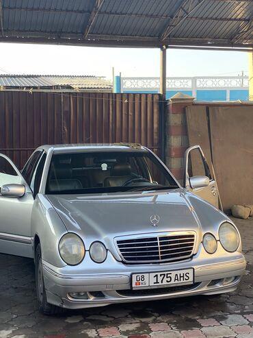 дизель кж авто in Кыргызстан | АВТОЗАПЧАСТИ: Mercedes-Benz E 270 2.7 л. 2001 | 300000 км
