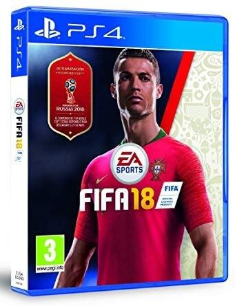 Bakı şəhərində Ps4 üçün Fifa 18 World cup updates oyun diski satılır