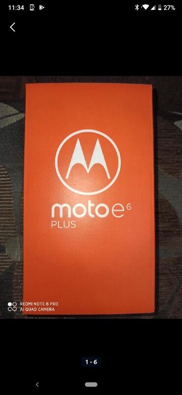 Motorola startac 70 - Srbija: Motorola E6 plus 2god garancija Bukvalno nova dobija se i garancija ko