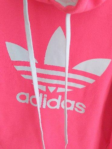 Adidas haljine - Srbija: Novoo zimski duks Adidas sa kapom
