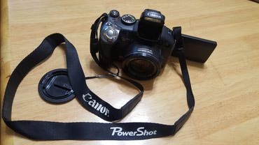 Продаю фотоаппарат Саnon б/у! в Бишкек