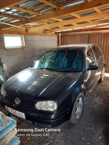 priglashaem v salon krasoty в Кыргызстан: Volkswagen Golf V 2 л. 2001