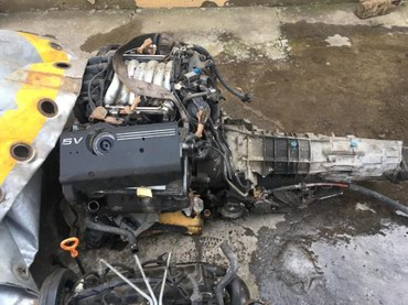 Ауди а 6 моторы в Бишкек