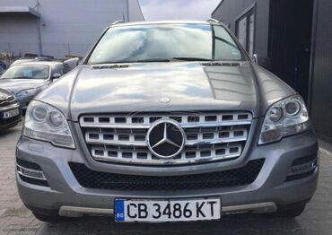 Mercedes-Benz ML 350 3.5 l. 2011 | 141000 km