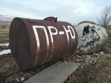 Цистерна 25 кубов - Кыргызстан: Цистерны 10 кубметров и 25 кубм