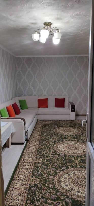 77 серия домов in Кыргызстан | APPLE IPHONE: 2 комнаты, 43 кв. м