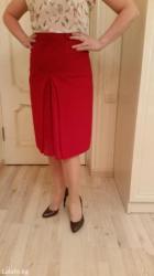 Продаю юбку (турция), красного цвета , в Бишкек