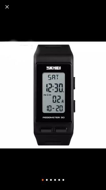спортивная стенка в Кыргызстан: Фирменные часы  Наручные часы  -календарь -секундомер - педометр - Вод