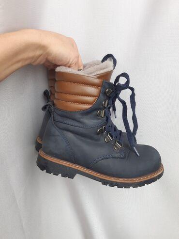 Б/у зимние удлиненные ботинкибрали в Minimene. 100%
