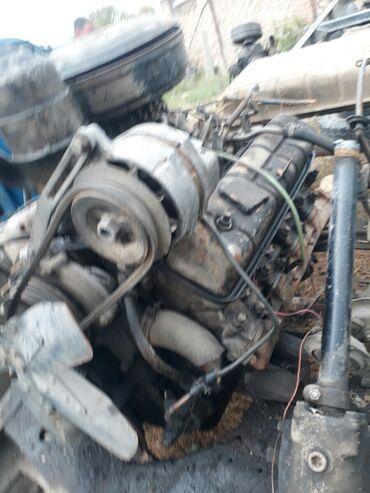 купить газ 53 самосвал бу в Кыргызстан: Мотор на газ 53 долго стояла