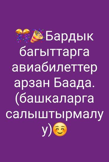 неоновые надписи бишкек в Кыргызстан: Бардык багыттарга авиабилеттер