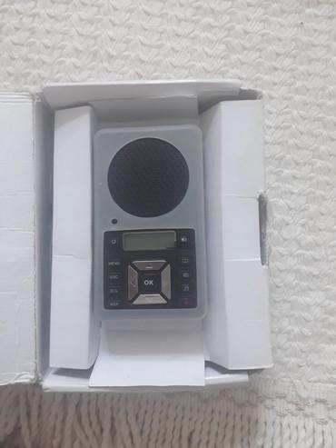 Электроника в Бактуу-Долоноту: Продаю совершенно новый тифлоплеер плюс диктофон