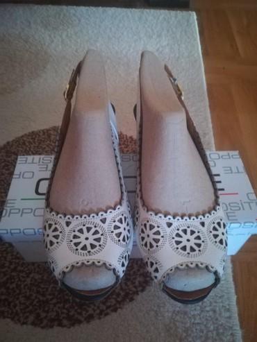 Sandale nove br 42 Cena 1400 din - Pancevo
