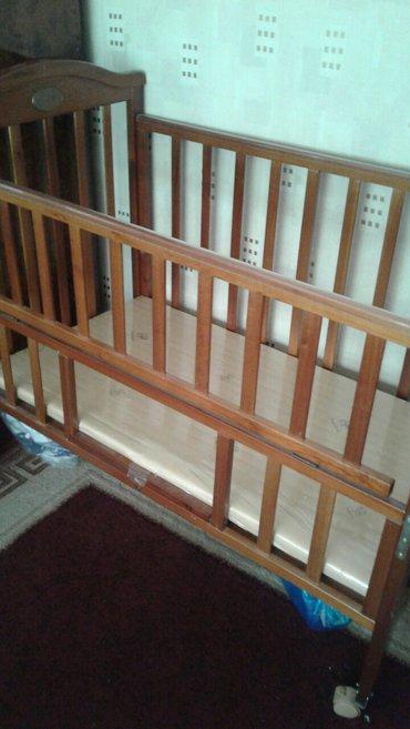 Продаю детскую кроватку, покупали 6 в Бишкек