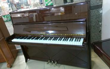 Bakı şəhərində Pianinolar - bütün reng ve modellerdede almaniya, çexiya ve rusiya
