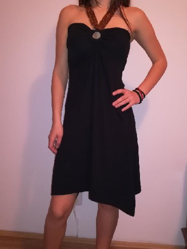 Duga leprsava haljina - Kraljevo: Leprsava haljina, vel M