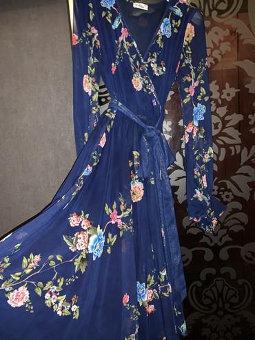 Платья в Чаек: Продаю платье. Шифон. Турция. Раз надето