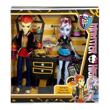 Куклы монстер хай monster high Сет из 2 кукол - Хит Бернс и Эбби