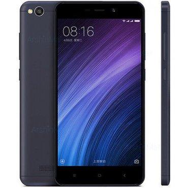 Xiaomi redmi 4 16gb grey - Azerbejdžan: Novo Xiaomi Redmi 4A 16 GB siva