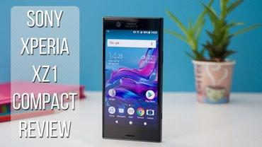 Sony xperia xz1 compact (G8441) black. Sony xperia xz1 compact в Бишкек