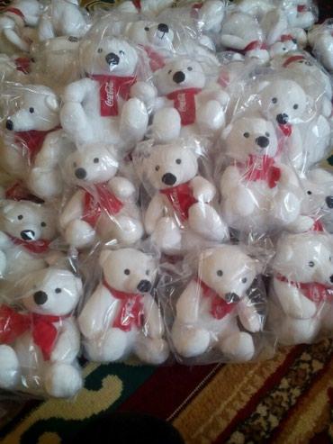 Продаю мягкие игрушки по 100 сом за шт. в Бишкек