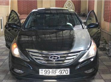 Bakı şəhərində Hyundai Sonata 2010