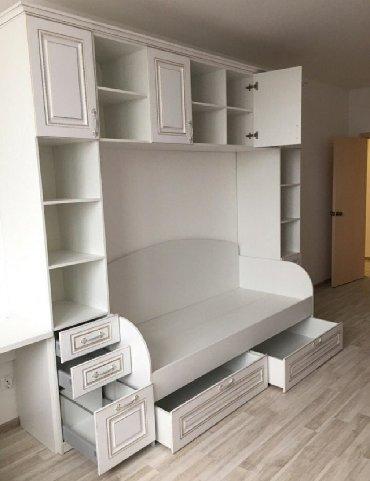 Мебель на заказ по индивидуальным размерам, качественно, быстро, не до
