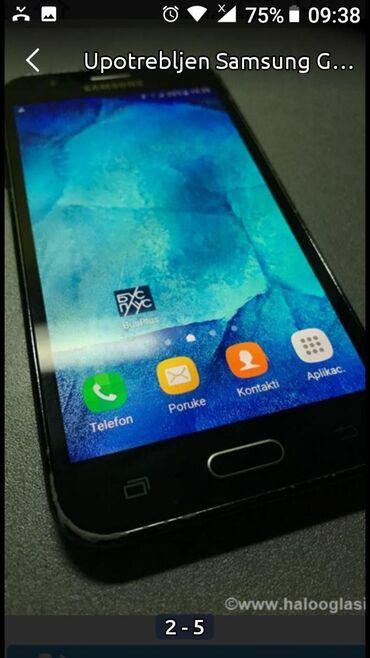Mobilni telefoni - Paracin: Samsung j5 tel sve ispravan i radi na sve mreze