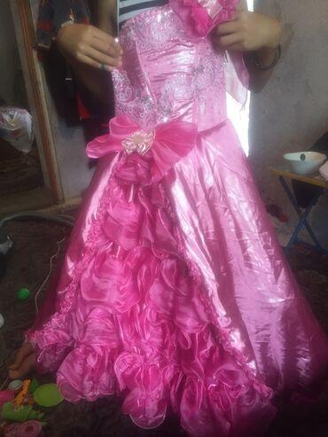 Продаю детское очень красивое удобное платье для девочки 8-9лет
