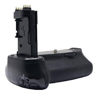 canon eos 5d mark ii в Азербайджан: Canon 6D mark II üçün batareya bloku (TRAVOR)